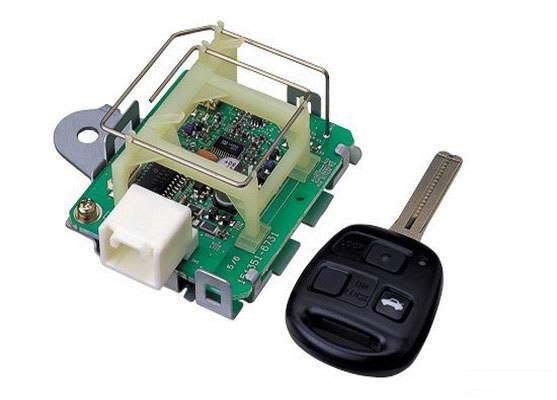 Восстановление чип ключей