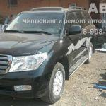 Чип-тюнинг Toyota Land Cruiser 4,5 дизель