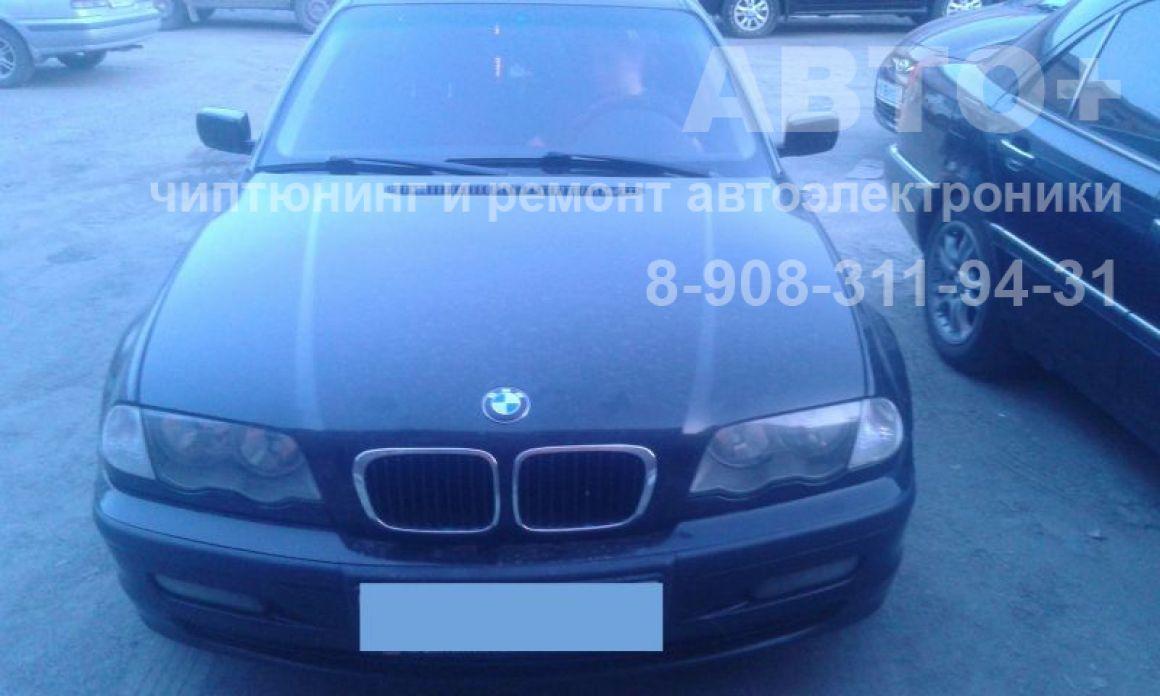 Диагностика и ремонт BMW Е 46