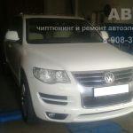 Диагностика и Чип Тюнинг VW Touareg 4.2 FSI