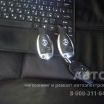 Ремонт с добавлением ключа Мерседес W164 GL